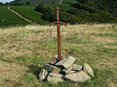 Spada nella Roccia del Pratomagno - Ecco come arrivare
