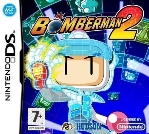 ROMs - Bomberman 2  - NDS Download