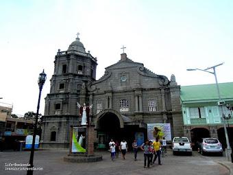 Heritage Series: Visita Iglesia in Sta. Ana Church, Pampanga