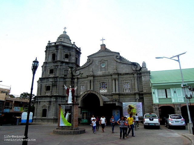Sta. Ana Church in Pampanga