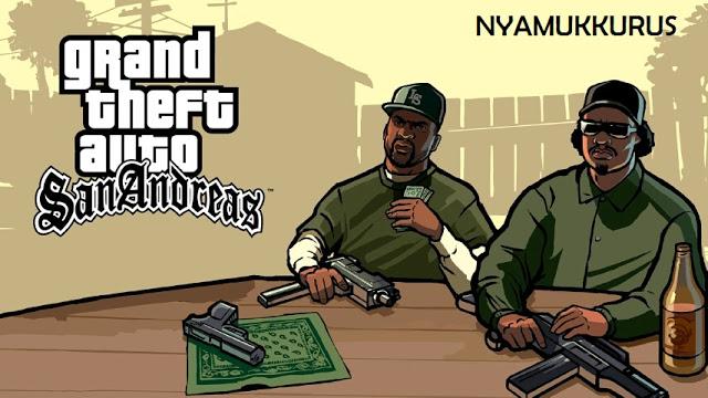 Kumpulan Cheat GTA San Andreas PS2 Lengkap Bahasa Indonesia