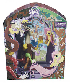 SDCC 2016 My Little pony Exclusive - Discord and Fluttershy