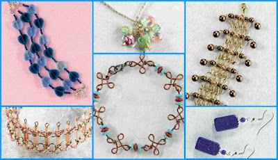Bead Jewelry 101 sample collage 1