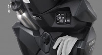 Rak Dalam Honda Vario 150 eSP