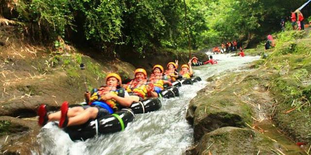 Riverboarding Sungai Pusur