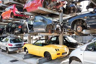 La edad media de los vehículos que se enviaron al desguace en 2018 superaba los 18,5 años