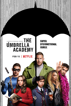 Poster Of The Umbrella Academy 2019 Watch Online Free Download