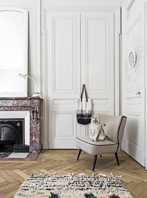 Interiors | French-style city apartment