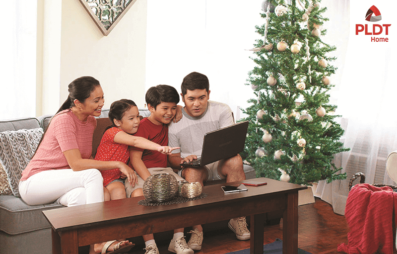 PLDT Home WiFi Prepaid Christmas offering