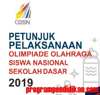 Juklak O2SN SD 2019
