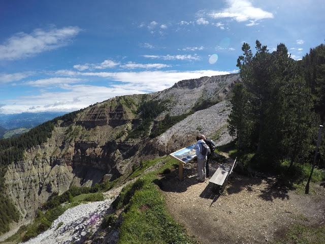 canyon del bletterbach