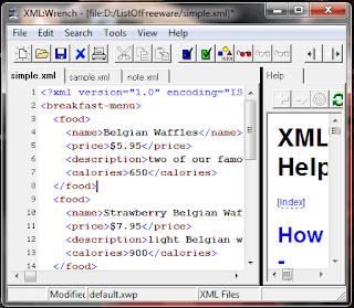 XML Wrench v 1.3.2