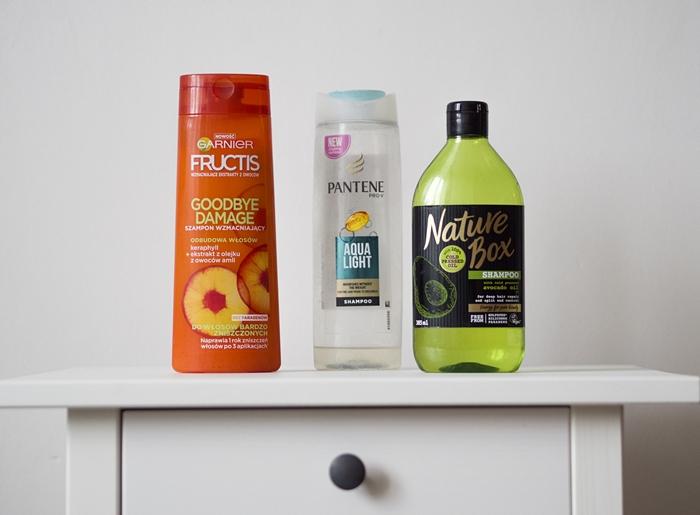 blog o włosach jakie szampony