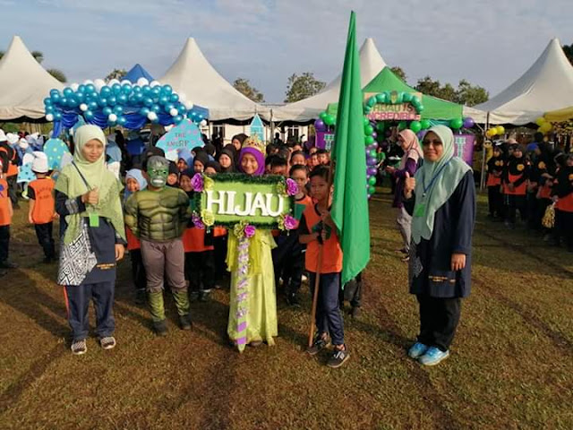 rumah hijau