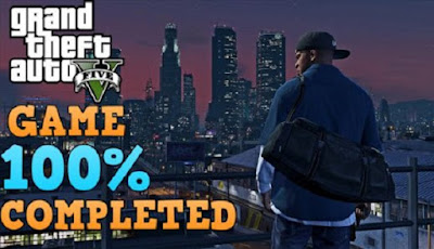 GTA V Save Game 100% Completed For PC