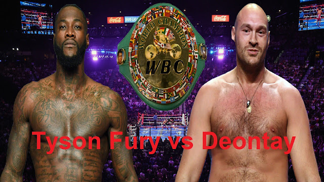 Live Stream Tyson Fury vs Deontay Wilder 2 Live Wilder Vs Fury