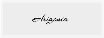 Font-Arizonia