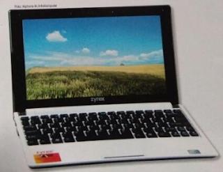 Review Zyrex Sky 171: Inilah Netbook Dengan Bobot Ringan