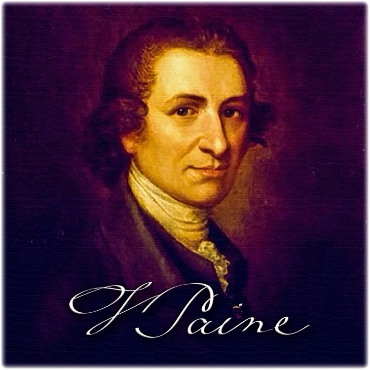 thomas paines philosophy on church ideology The new account of how thomas paine came to write the case of the officers of excise recent research undertaken by paul myles has shown how paine was a part of a national campaign to free england from corruption.