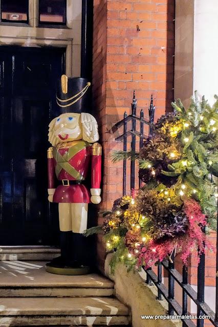 qué ver y hacer en Londres en Navidad