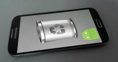 Cara Membuat Recycle Bin di Android