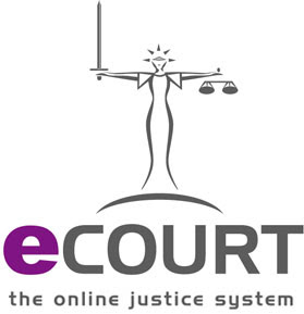 Office of the District Judge, Ganjam – e- Courts, Govt. of Odisha, e-Courts, Odisha, Clerk, Typist, Group C, 12th, freejobalert, Sarkari Naukri, Latest Jobs, e-courts logo