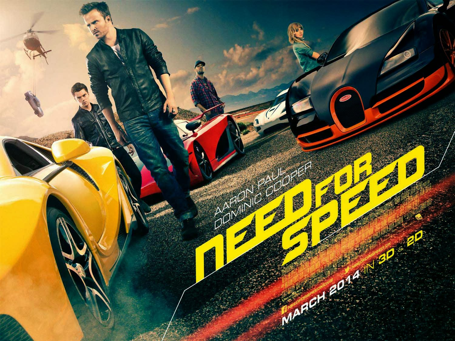 cherrysue doin 39 the do need for speed movie review. Black Bedroom Furniture Sets. Home Design Ideas