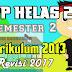 RPP Kelas 2 Semester 2 Kurikulum 2013 Revisi 2017 LENGKAP