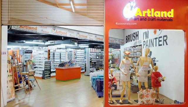 Lowongan Kerja Besar-besaran Artland, Art and Craft Materials Tangerang