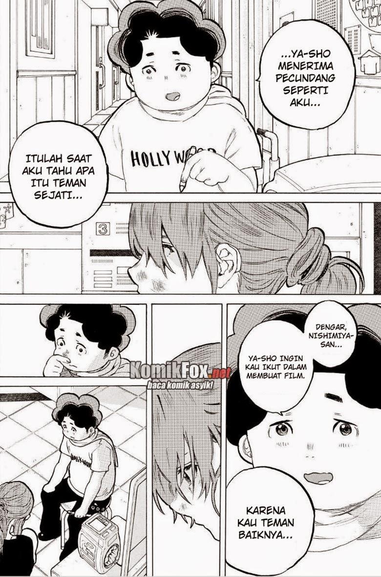 Koe no Katachi Chapter 46-10