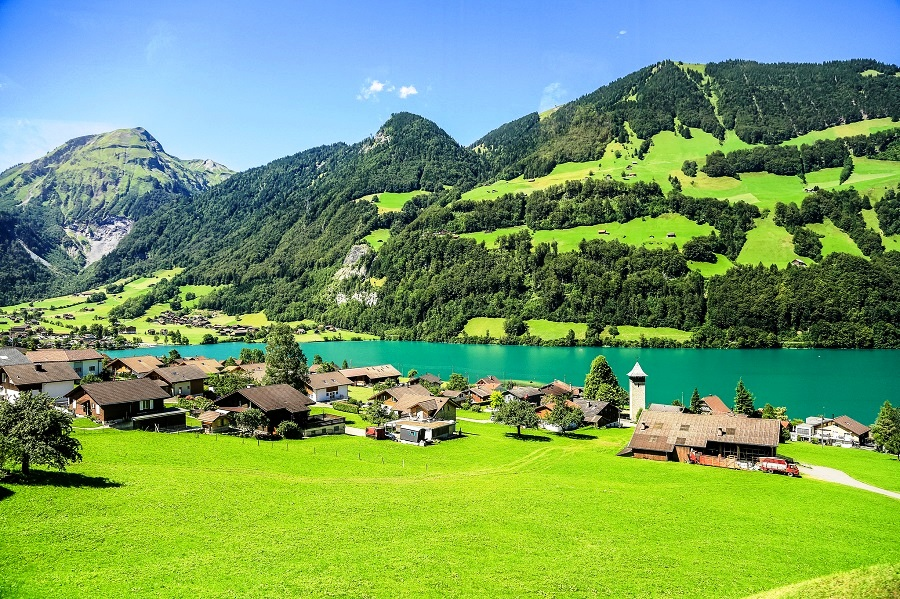 Lungern, Switzerland - The Best Place For Observing The True Reality of Nature