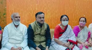 भाजपा किसान मोर्चा के प्रदेशाध्यक्ष चौधरी का आगमन 22 को भाजपा कार्यालय में