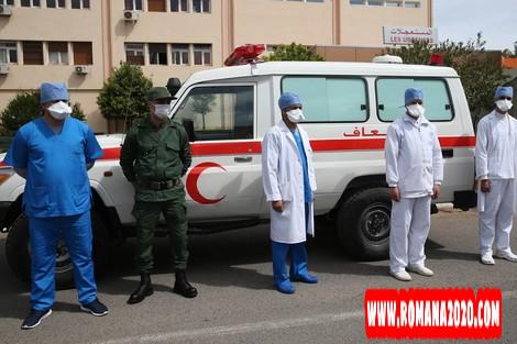 أخبار المغرب: تسجيل 137 إصابة في 24 ساعة و6418 هو إجمالي حالات فيروس كورونا بالمغرب covid-19 corona virus كوفيد-19