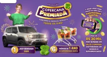 Cadastrar Promoção Copercana Premiada Supermercado 2020 2021
