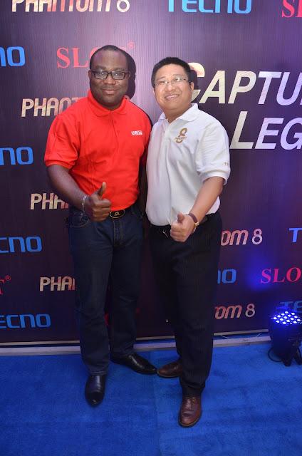 %name Tecno Phantom 8 launched in Lagos; Makes debut at Lagos Fashion Design Week 2017