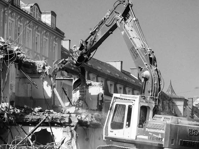 Снос объектов капитального строительства
