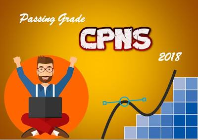 Passing-Grade-Seleksi-CPNS-2018