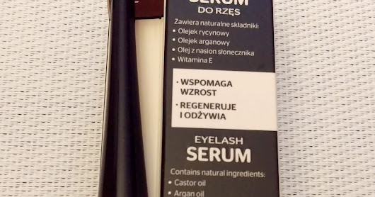 1977. Ados Art de Leutrec Black & White serum do rzęs