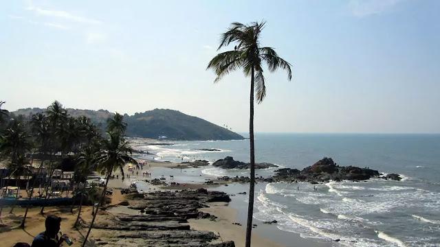 Vagator Beach, Butterfly Beach,Arambol Beach,Vagator beach,Palolem beach,Colva beach,Morjim Beach