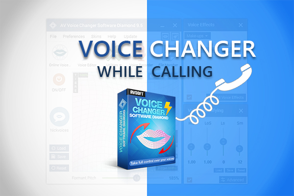 voice changer while calling