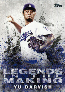 Yu Darvish Dodgers Legends In The Making
