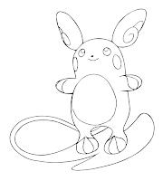 Aventuras Em Alola Pokemons Para Colorir Setima Geracao