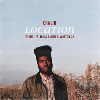 Baixar Música Location - Khalid Remix ft. Jorja Smith, Wretch 32