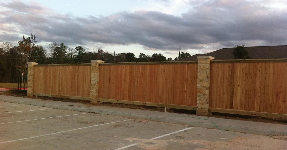 Houston Fence Blog Security Perimeter Fence Around