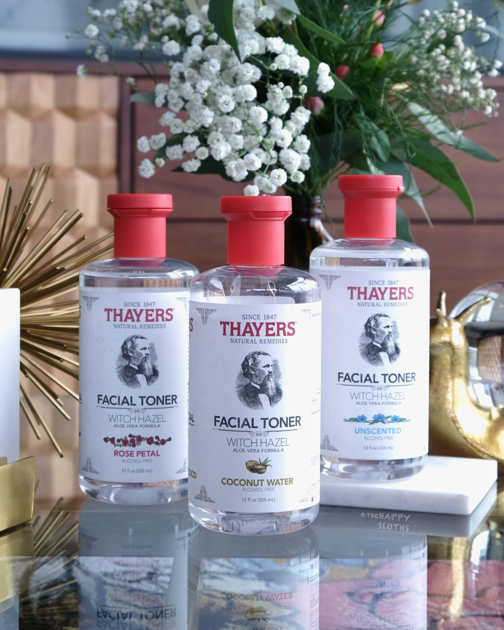 Thayers | Witch Hazel Aloe Vera Formula Toner Rose Petal, Coconut Water & Unscented: Review