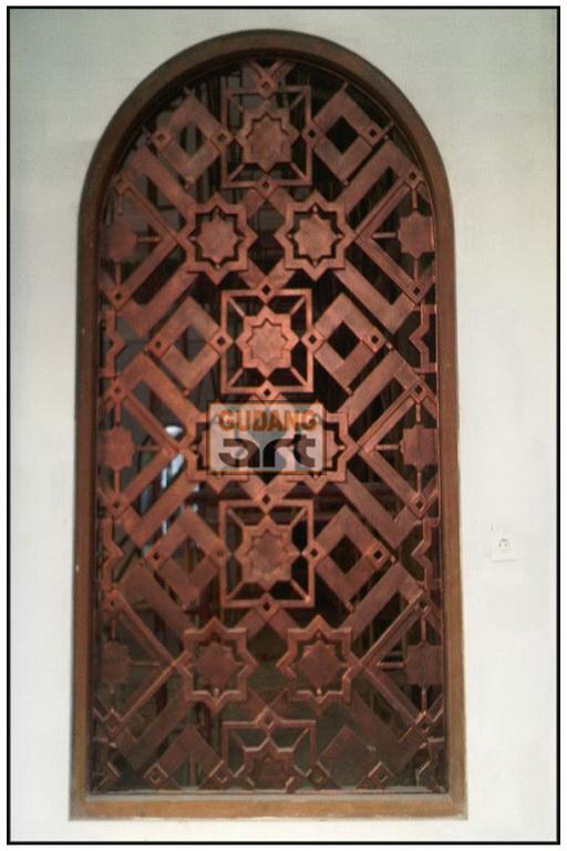 gaya+islami+jendela+masjid