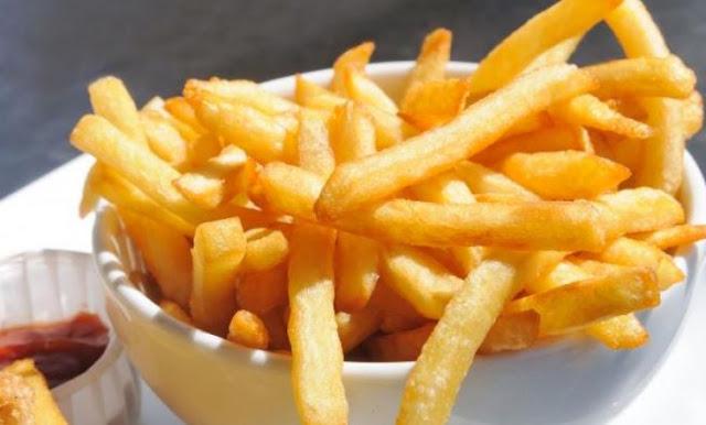 Fakta Kentang Goreng yang di Sajikan Restoran Fast Food