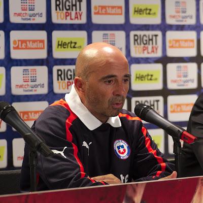 Ex-chefe da equipe nacional - Argentina