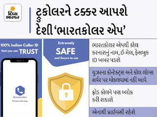 BharatCaller : Caller ID Spam Block ID Caller