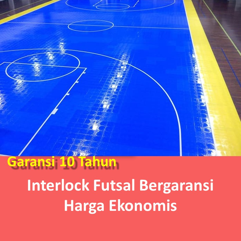 Interlock Futsal Bergaransi